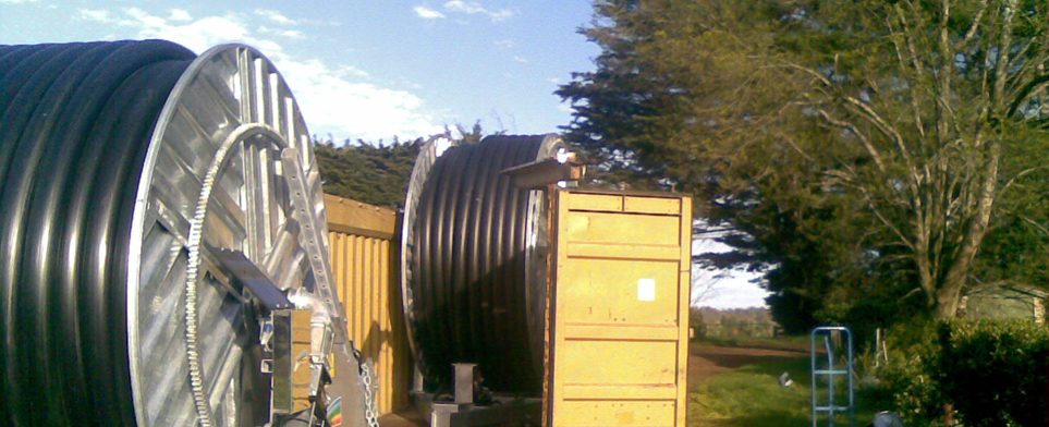 Irriland Irrigators, irrigation equipment Tasmania